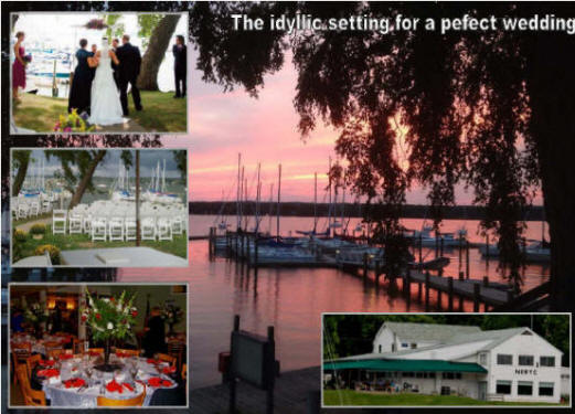 Unique chesapeake bay waterfront wedding venue in cecil for Unique wedding venues north east